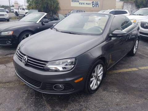 2013 Volkswagen Eos for sale at Castle Used Cars in Jacksonville FL
