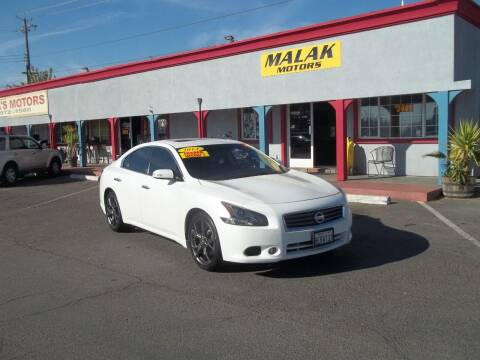 2014 Nissan Maxima for sale at Atayas Motors INC #1 in Sacramento CA