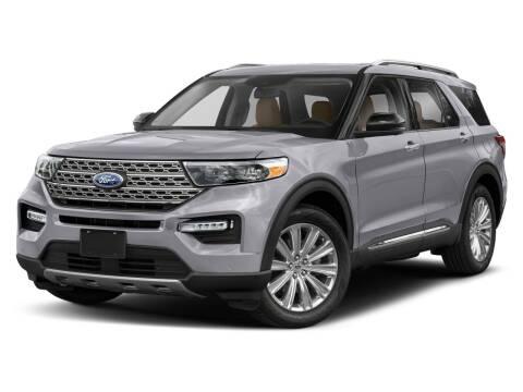 2021 Ford Explorer for sale at Herman Motors in Luverne MN