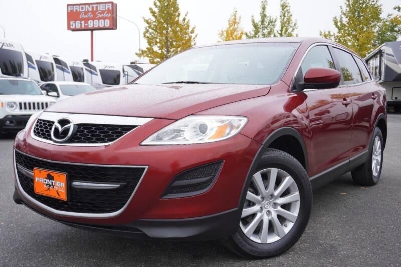 2010 Mazda CX-9 for sale at Frontier Auto & RV Sales in Anchorage AK