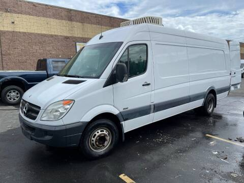 2012 Mercedes-Benz Sprinter Cargo for sale at Divan Auto Group in Feasterville Trevose PA