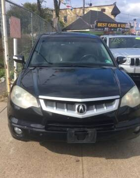 2009 Acura RDX for sale at Best Cars R Us LLC in Irvington NJ
