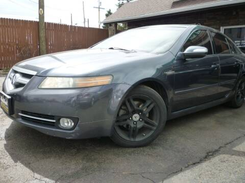 2007 Acura TL for sale at Sindibad Auto Sale, LLC in Englewood CO