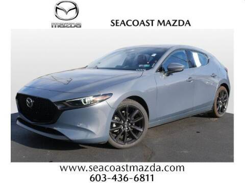 2020 Mazda Mazda3 Hatchback for sale at The Yes Guys in Portsmouth NH