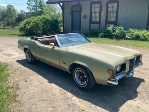 1971 Mercury Cougar for sale at Classic Car Deals in Cadillac MI