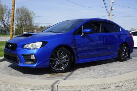 2020 Subaru WRX for sale at Platinum Motors LLC in Heath OH