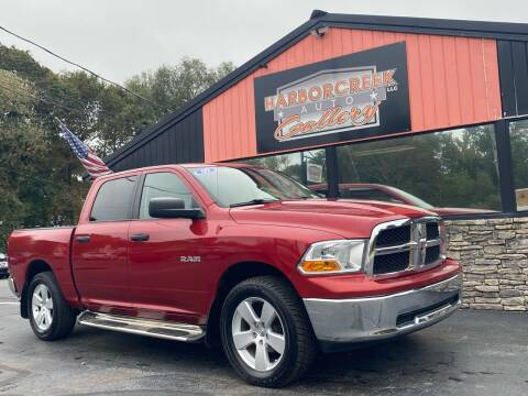 2009 Dodge Ram Pickup 1500 for sale at Harborcreek Auto Gallery in Harborcreek PA