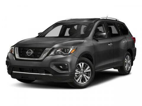 2017 Nissan Pathfinder for sale at Suburban Chevrolet in Claremore OK