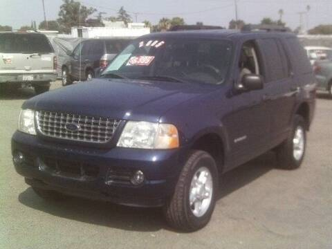 2005 Ford Explorer for sale at Valley Auto Sales & Advanced Equipment in Stockton CA