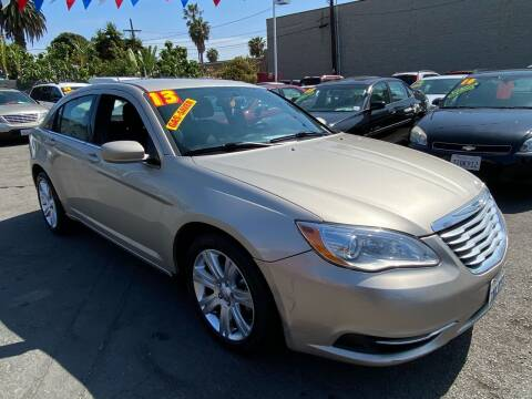 2013 Chrysler 200 for sale at North County Auto in Oceanside CA