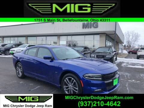 2018 Dodge Charger for sale at MIG Chrysler Dodge Jeep Ram in Bellefontaine OH