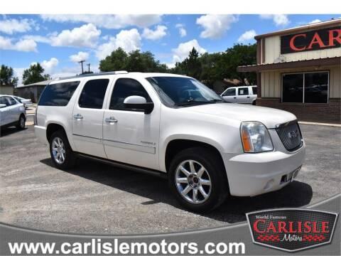 2012 GMC Yukon XL for sale at Carlisle Motors in Lubbock TX