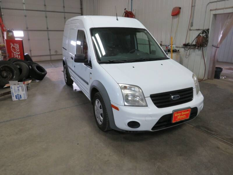 2010 Ford Transit Connect for sale at Grey Goose Motors in Pierre SD