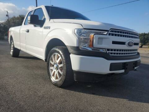 2018 Ford F-150 for sale at Thornhill Motor Company in Lake Worth TX