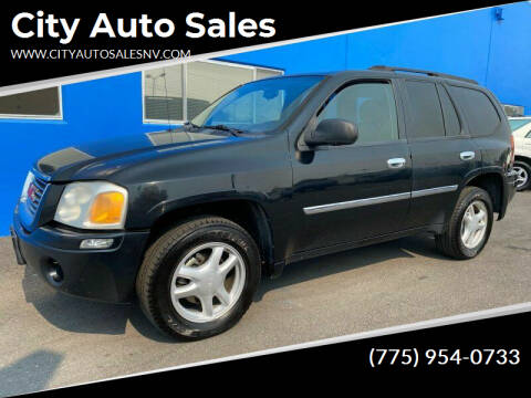 2007 GMC Envoy for sale at City Auto Sales in Sparks NV