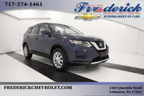 2019 Nissan Rogue for sale at Lancaster Pre-Owned in Lancaster PA