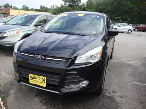 2013 Ford Escape for sale at Easy Ride Auto Sales Inc in Chester VA