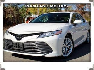 2018 Toyota Camry XLE 4dr Sedan - West Nyack NY