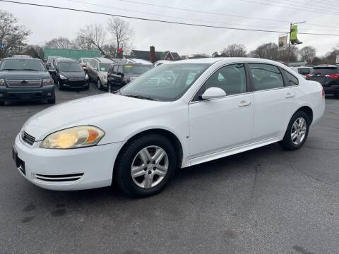 2010 Chevrolet Impala for sale at Modern Automotive in Boiling Springs SC