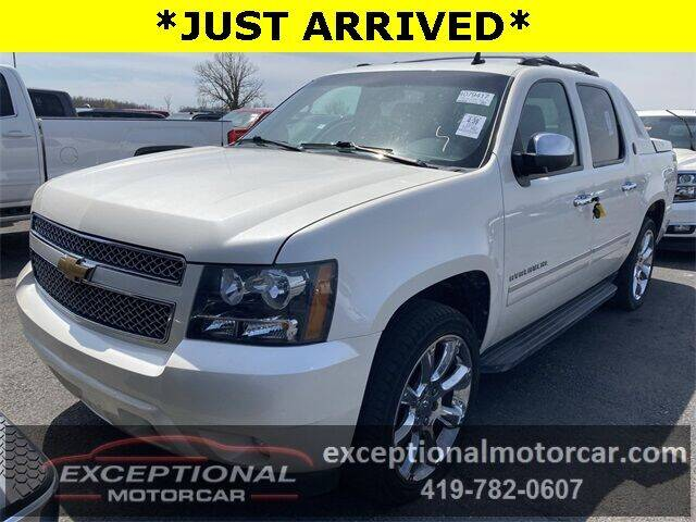 2013 Chevrolet Avalanche for sale in Defiance, OH