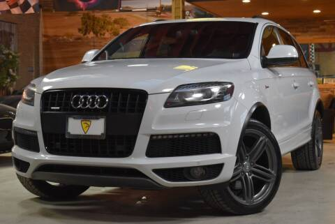 2014 Audi Q7 for sale at Chicago Cars US in Summit IL
