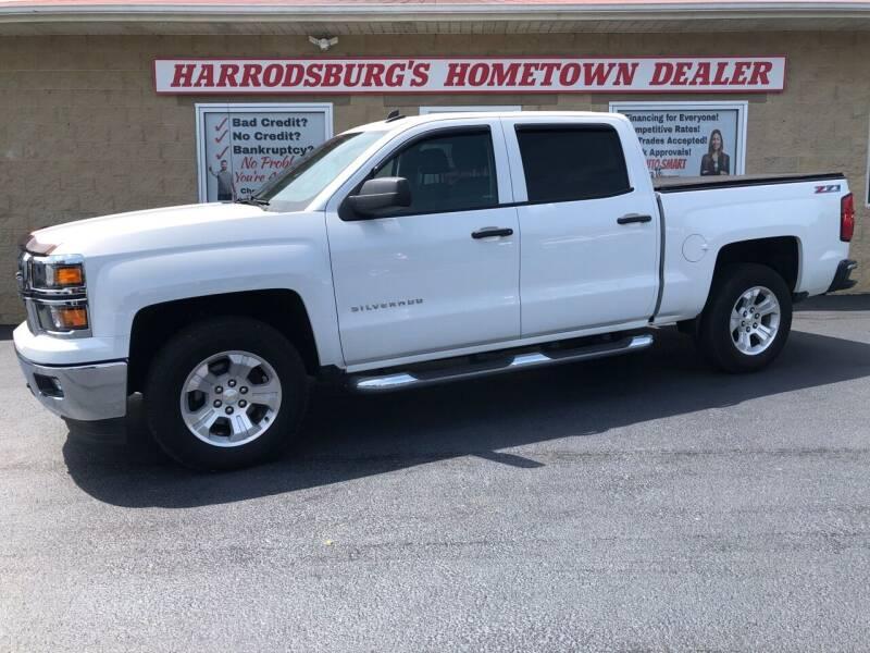 2014 Chevrolet Silverado 1500 for sale at Auto Martt, LLC in Harrodsburg KY