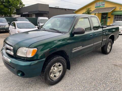 2003 Toyota Tundra for sale at Velocity Autos in Winter Park FL