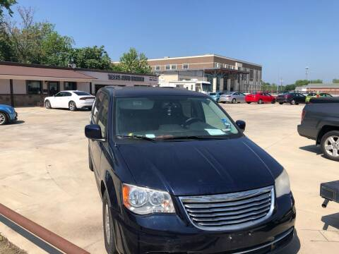 2012 Chrysler Town and Country for sale at Texas Auto Broker in Killeen TX
