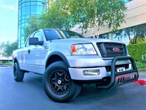 2004 Ford F-150 for sale at KAS Auto Sales in Sacramento CA