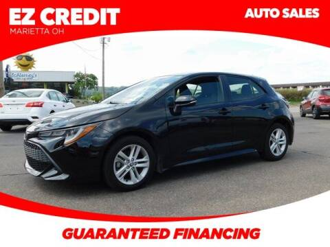 2019 Toyota Corolla Hatchback for sale at Pioneer Family preowned autos in Williamstown WV