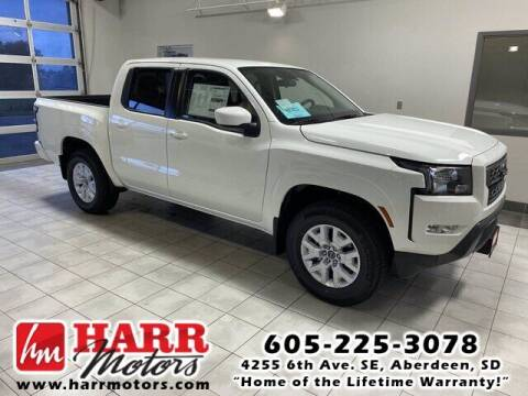 2022 Nissan Frontier for sale at Harr's Redfield Ford in Redfield SD