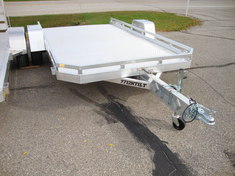 2021 Aluma 7712H Tilt for sale at Ditsworth Auto Sales in Bancroft IA