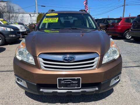 2011 Subaru Outback for sale at Cape Cod Cars & Trucks in Hyannis MA