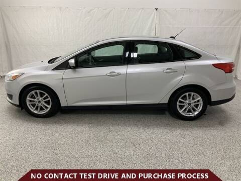 2018 Ford Focus for sale at Brothers Auto Sales in Sioux Falls SD