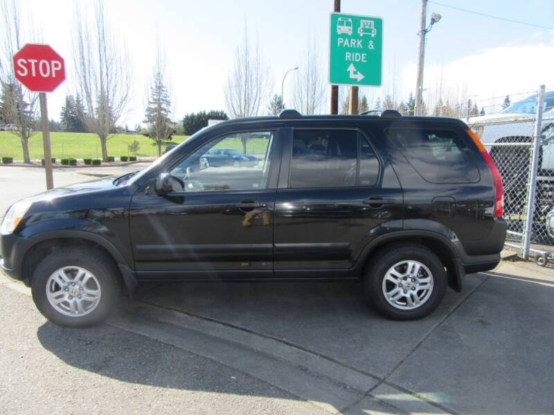2003 Honda CR-V for sale at Car Link Auto Sales LLC in Marysville WA