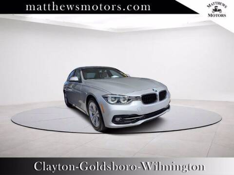 2018 BMW 3 Series for sale at Auto Finance of Raleigh in Raleigh NC