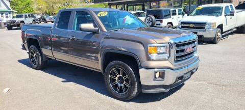 2015 GMC Sierra 1500 for sale at South Point Auto Plaza, Inc. in Albany NY