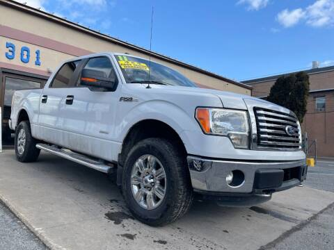 2011 Ford F-150 for sale at Car Mart Auto Center II, LLC in Allentown PA