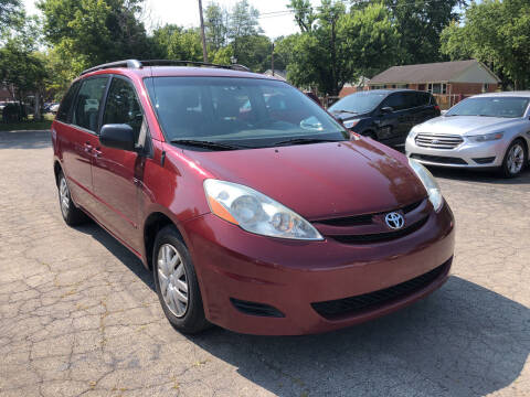 2010 Toyota Sienna for sale at Neals Auto Sales in Louisville KY