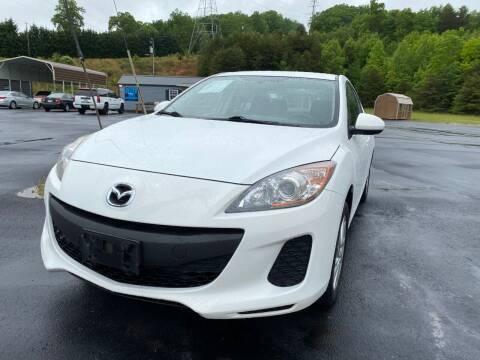 2012 Mazda MAZDA3 for sale at Elite Auto Brokers in Lenoir NC