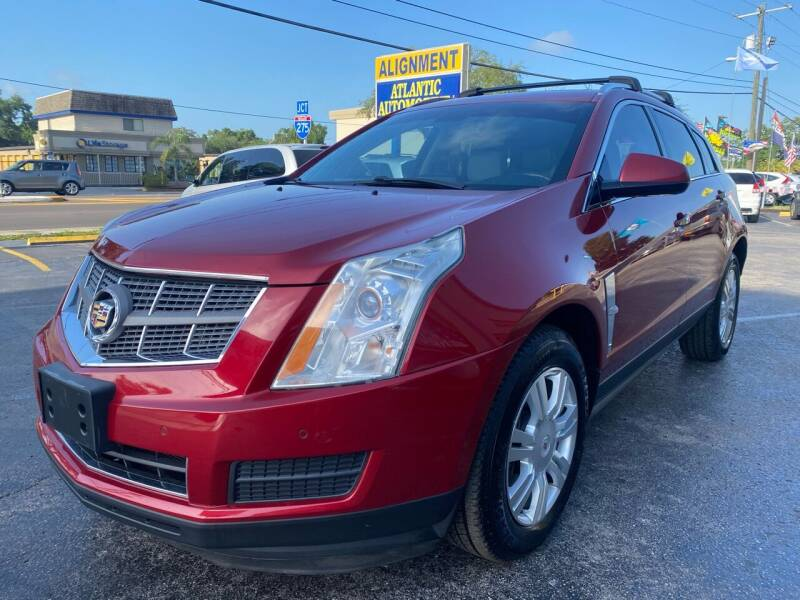 2011 Cadillac SRX for sale at RoMicco Cars and Trucks in Tampa FL