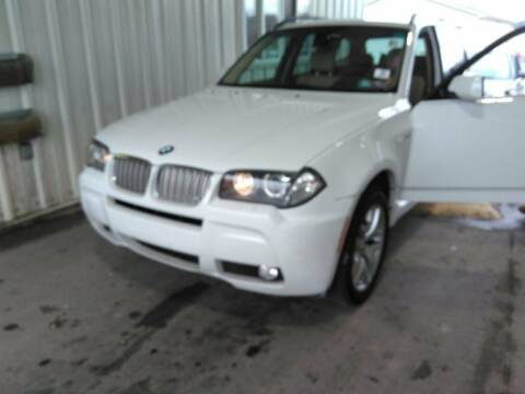 2007 BMW X3 for sale at FAYAD AUTOMOTIVE GROUP in Pittsburgh PA