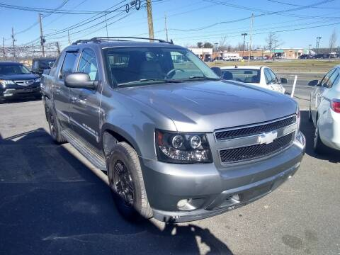 2007 Chevrolet Avalanche for sale at Wilson Investments LLC in Ewing NJ