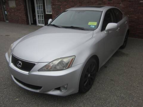 2006 Lexus IS 250 for sale at Tewksbury Used Cars in Tewksbury MA