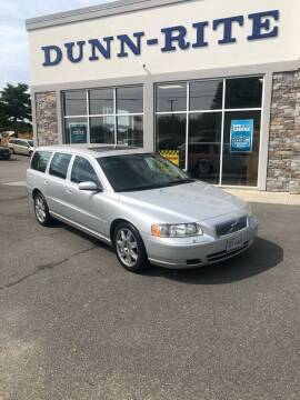 2006 Volvo V70 for sale at Dunn-Rite Auto Group in Kilmarnock VA