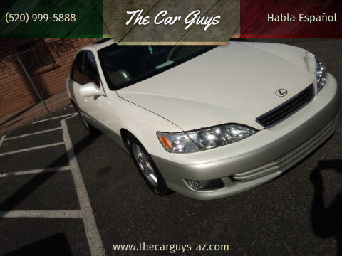 2000 Lexus ES 300 for sale at The Car Guys in Tucson AZ