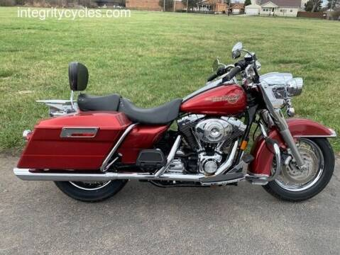 2005 Harley-Davidson Road King for sale at INTEGRITY CYCLES LLC in Columbus OH