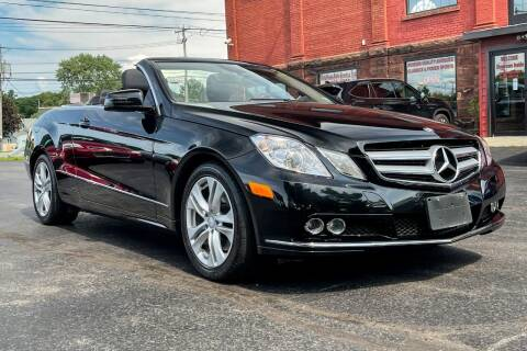 2011 Mercedes-Benz E-Class for sale at Knighton's Auto Services INC in Albany NY