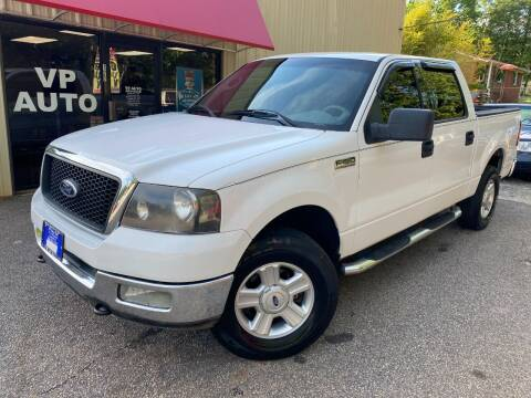 2004 Ford F-150 for sale at VP Auto in Greenville SC