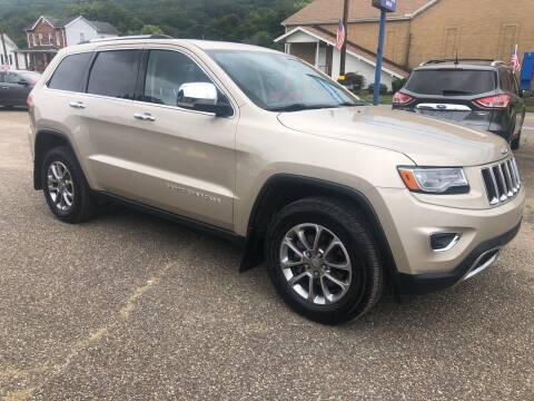 2014 Jeep Grand Cherokee for sale at MYERS PRE OWNED AUTOS & POWERSPORTS in Paden City WV